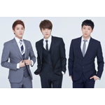 JYJ, a Korean boyband, was appointed as a promotional ambassador for the 7th World Water Forum (Photo: Business Wire)