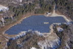 Photo of the 1.72 MW array at the Grafton Water District (Photo: Business Wire)