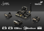 Industrial protocol modules for Waspmote sensor nodes connect industrial devices to the Cloud. (Photo: Business Wire)