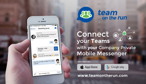 Team on the Run App - visit www.teamontherun.com and provision your team for free for a limited time ...