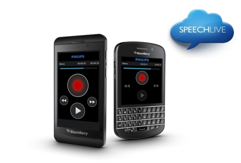 How to Turn Your BlackBerry into a Mobile Dictation Recorder with an Integrated Transcription Servic ...