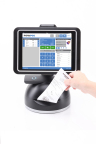 The PowaPOS T-Series is the first turnkey tablet solution that can incorporate all POS peripherals and applications. (Photo: Business Wire)