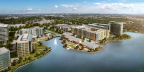 Overview of Hughes Landing at The Woodlands (Photo: Business Wire)