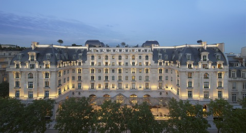 The Peninsula Paris (Photo: Business Wire)