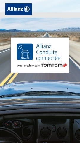 Allianz France selects TomTom Telematics for new private motor insurance solution (Photo: Business W ...