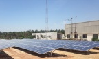 Astonfield Solesa Solar's inaugural 100kW ground-mounted solar hybrid system for Indo Shell Cast. (Photo: Business Wire)