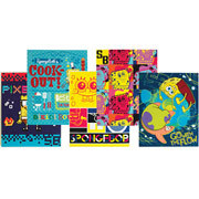 Staples Nickelodeon SpongeBob Squarepants Folders (Photo: Business Wire)