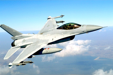 BAE Systems will equip 134 South Korean F-16 aircraft with advanced weapons and next-generation avionics, including advanced mission computers, new cockpit displays, and advanced radars and targeting sensors. (Photo: BAE Systems)