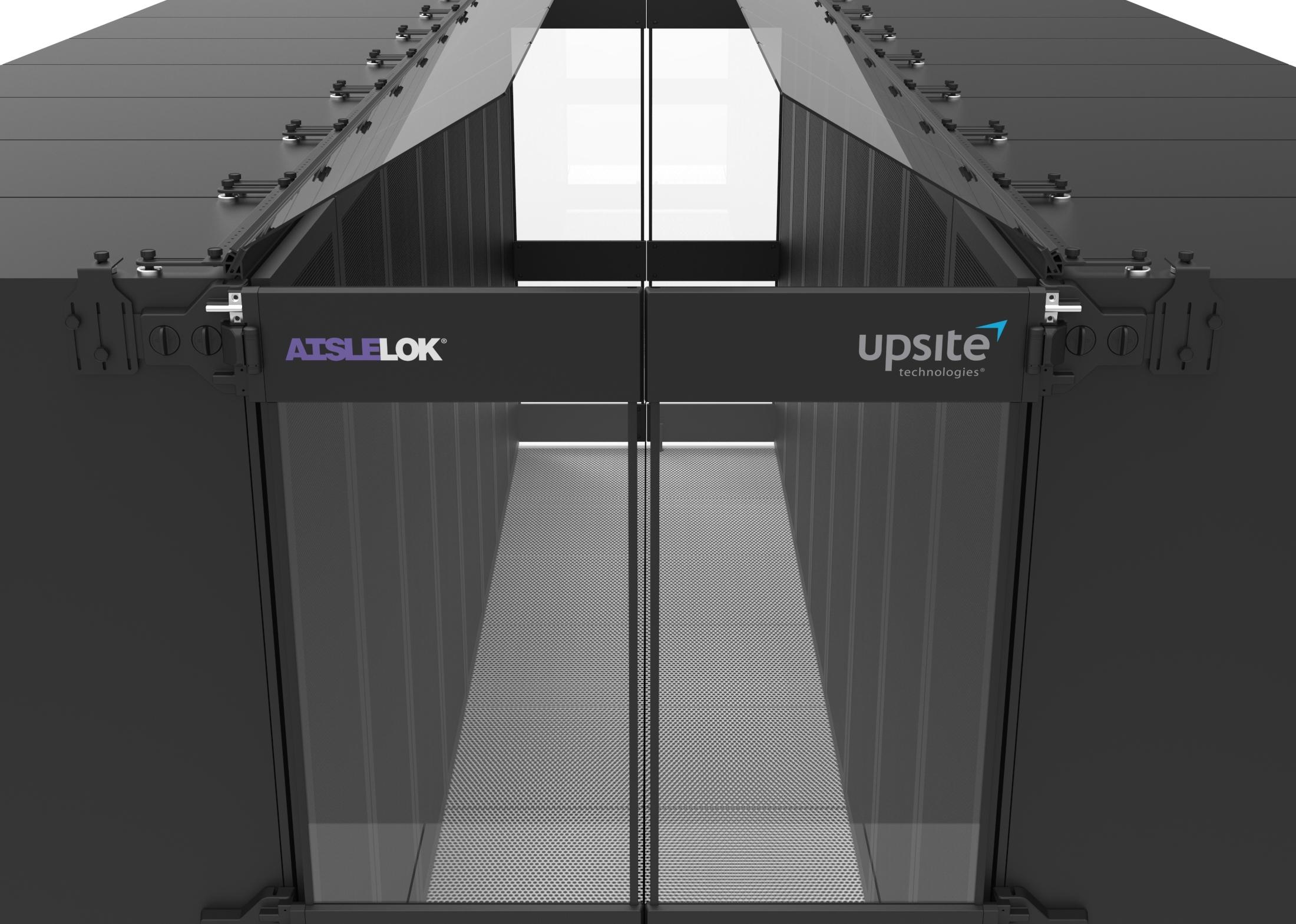 AisleLok Modular Containment (Photo: Business Wire)