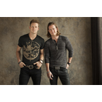 Photo Credit: Kristin Barlowe L-R: Brian Kelley and Tyler Hubbard of Florida Georgia Line (Photo: Business Wire)