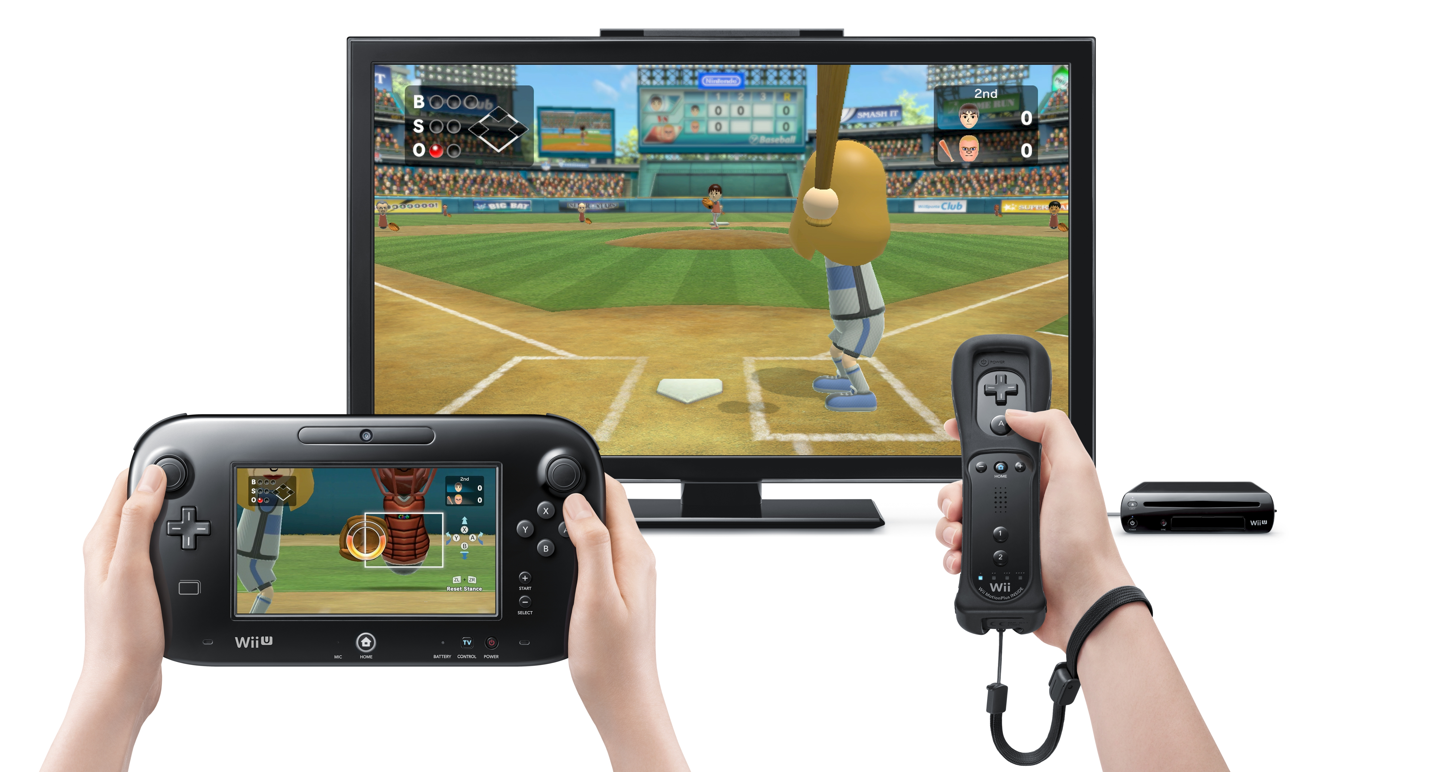 Baseball and Boxing join the roster of available sports on the Nintendo eShop version of Wii Sports Club. (Photo: Business Wire)