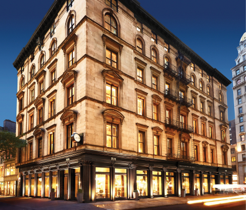 RH New York, The Gallery in the Historic Flatiron District (Photo: Business Wire)