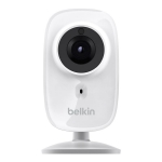 Belkin NetCam HD+ works with WeMo (Photo: Business Wire)