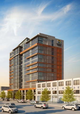 Hyatt Place Washington D.C./U.S. Capitol is situated in the northern portion of the NoMa district, o ...