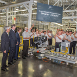 Infiniti Decherd Powertrain Plant Begins Assembly of 2.0L Turbo Engines for Infiniti Q50 and Mercedes-Benz C-Class (Photo: Business Wire)