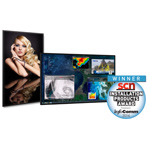Planar UltraRes Series UltraHD Displays (Photo: Business Wire)