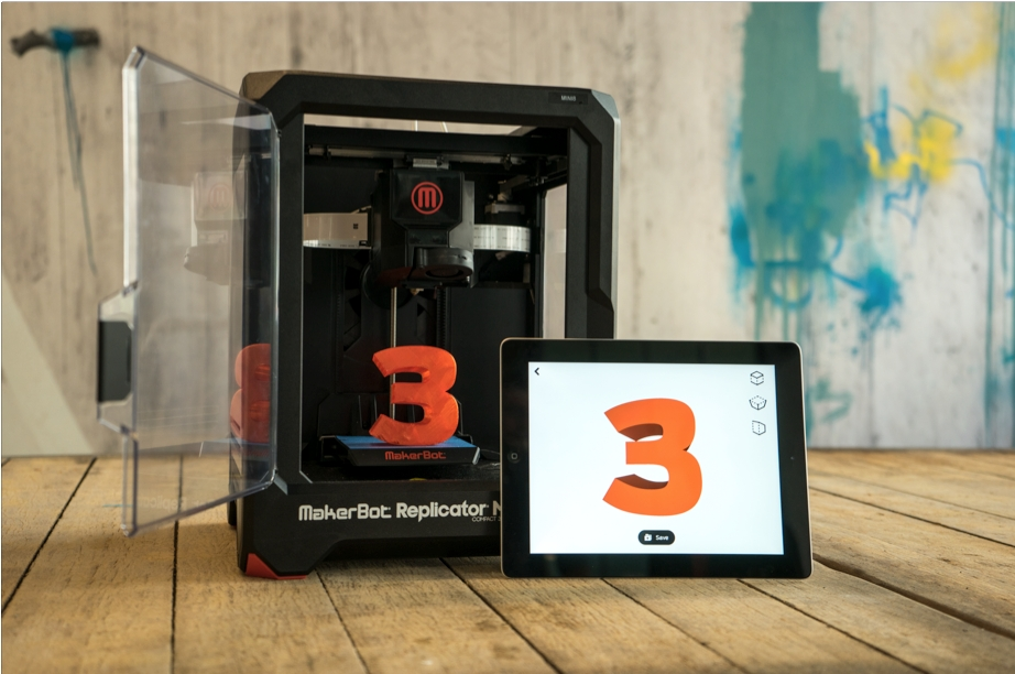 MakerBot PrintShop is now available on the iTunes App Store. MakerBot PrintShop is a fun, easy and free way to create and 3D print all kinds of cool things. (Photo: Business Wire)