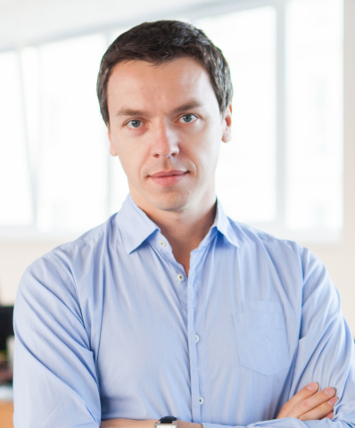 Vitaly Sheremet, CEO, Avangard Global Communications (Photo: Business Wire)