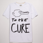 Saks Fifth Avenue's 2014 Key To The Cure Tee (Photo: Business Wire)