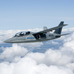 Scorpion has more than 100 flight test hours, and recently completed a 1,000 mile endurance flight in preparation for its first transatlantic trek. (Photo: Business Wire)