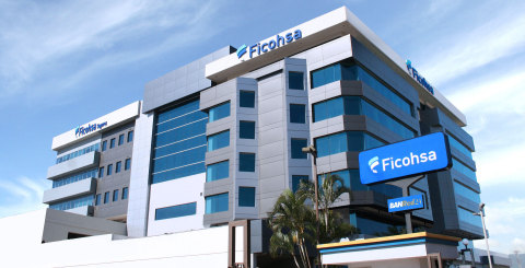 Banco Ficohsa's main office in Honduras. (Photo: Business Wire)