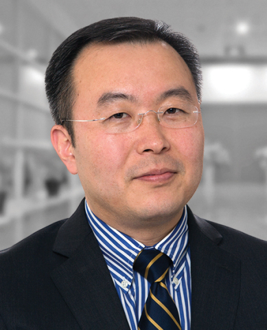 Pingshan Li - Partner; Chair of Ulmer & Berne's China Practice (Photo: Business Wire)
