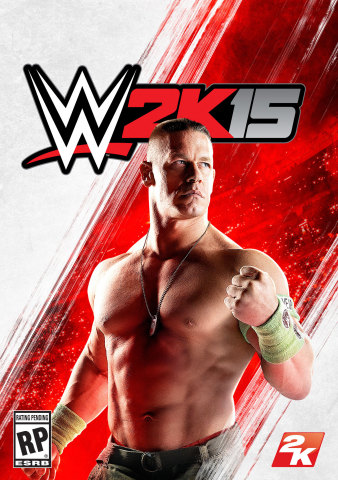 2K today announced WWE Superstar John Cena® as the cover Superstar for WWE® 2K15, the forthcoming release in the flagship WWE franchise. Cena's image reflects his commitment, strength and leadership both in and out of the WWE ring. The image will usher in the next-generation debut of WWE video games with WWE 2K15, which is currently in development for Xbox One, the all-in-one games and entertainment system and Xbox 360 games and entertainment system from Microsoft, as well as the PlayStation®4 and PlayStation®3 computer entertainment systems. WWE 2K15 is scheduled for release on October 28, 2014 in North America and October 31, 2014 internationally. (Graphic: Business Wire)