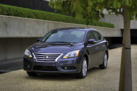 2014 Nissan Sentra (Photo: Business Wire)