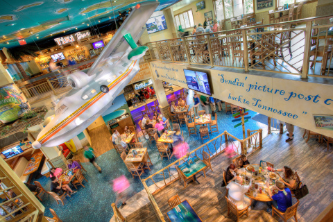 The Pigeon Forge Margaritaville (Photo: Nick Deal Photography)
