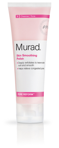 Do More for Your Pores: Murad(R) Launches Skin Smoothing Polish (Photo: Business Wire)