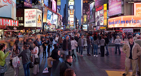 BlueFocus Communications Group to advertise Chinese brands in Times Square via Clear Channel Spectac ...