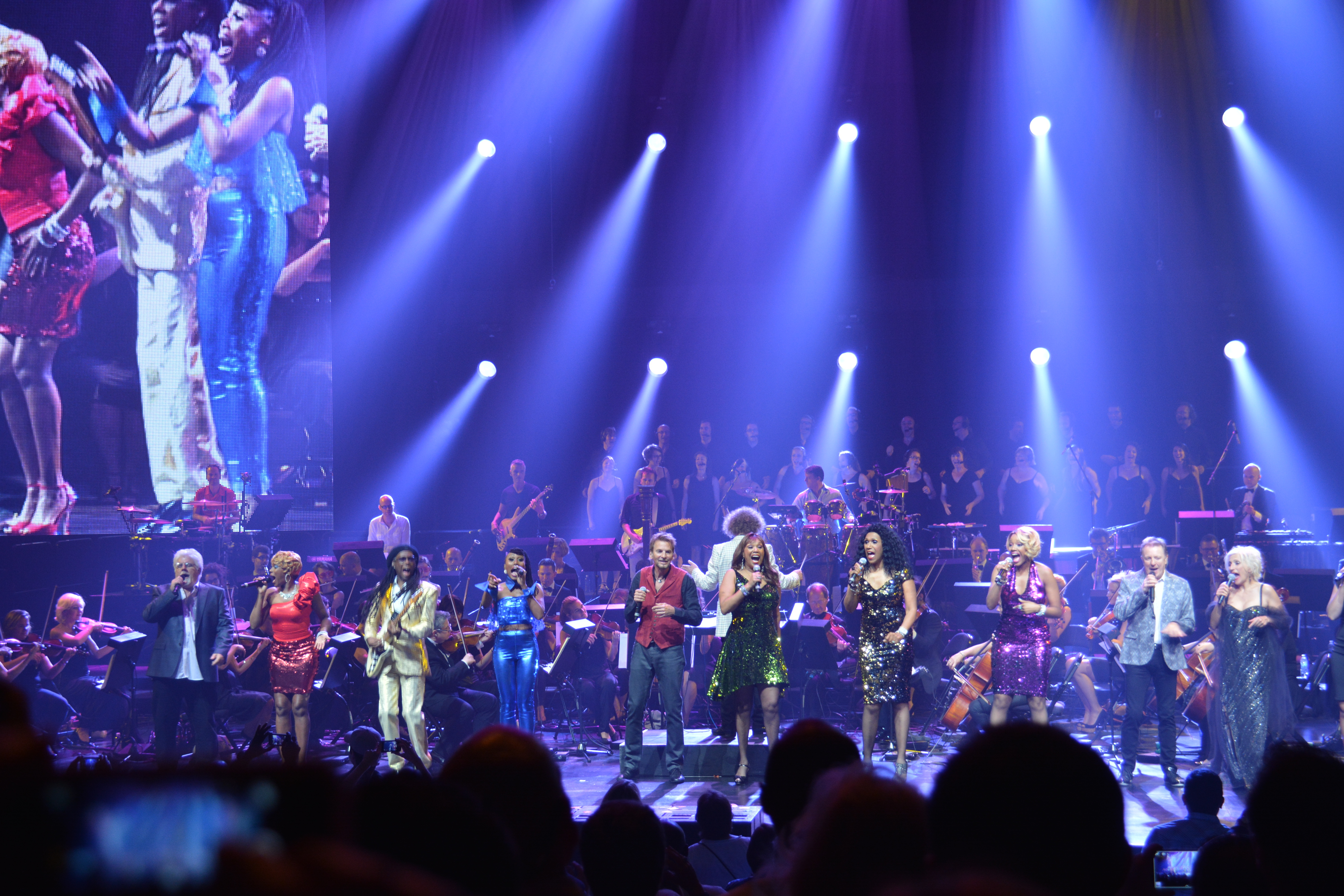 Europe's hottest ticket for three decades, Night of the Proms, brought its one-of-a-kind classic-meets-pop stage extravaganza to a limited four-city American Tour and astounded both critics and audiences alike. So embraced was this first foray onto U.S. soil, that a 20-city U.S. tour is now being prepped for 2015. (Photo: Business Wire)