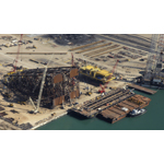 McDermott successfully delivers Ayatsil-B drilling platform to PEMEX from its Altamira fabrication yard. (Photo: Business Wire)