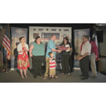 Brick House Tavern + Tap, Operation Homefront and Wells Fargo donated a mortgage-free home to a U.S. Army Specialist located in the San Antonio, TX area.