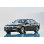 Acura announces Canadian Launch and Pricing of 2015 TLX Performance Luxury Sedan