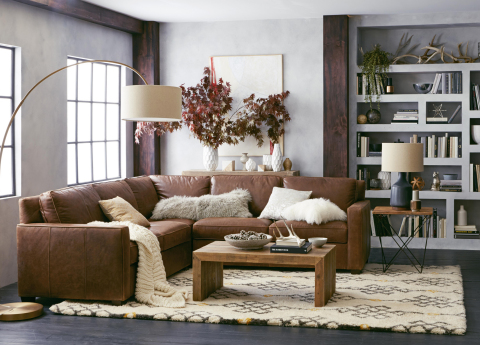 In partnership with its largest rug supplier, Raj Overseas, West Elm has established the first Fair Trade Certified factory for handcrafted rugs in India. Fair Trade Certified rugs like the Fez style shown here will be available this holiday season at West Elm retail locations and on westelm.com. (Photo: Business Wire)