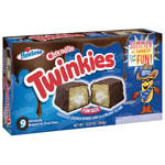 Hostess® Chocodile™ Twinkies® will be reintroduced this week and will be available in stores nationwide for the first time. (Photo: Business Wire)