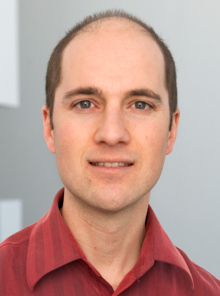 Simons Center for Quantitative Biology Chair Adam Siepel, Ph.D. (Photo: Business Wire)