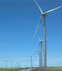 Spinning Spur II wind project in Texas commissioned for operation. (Photo: Business Wire)