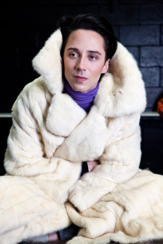 Johnny Weir (Photo: Business Wire)