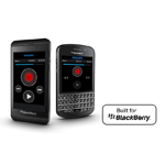 Philips Dictation Recorder for BlackBerry 10 (Graphic: Business Wire)