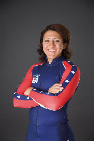 Olympian Elana Meyers-Taylor to Address Graduates at DeVry University Commencement (Photo: Business Wire)