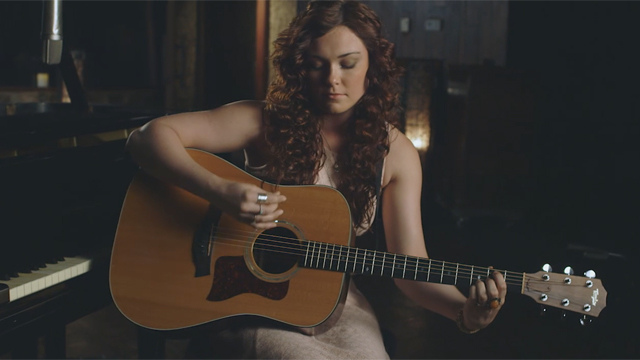 "Kylie Morgan rose to fame with her hit song ""Phoebe,"" based on the true story of a young girl who was bullied so severely that she took her own life. (Video: Business Wire)"