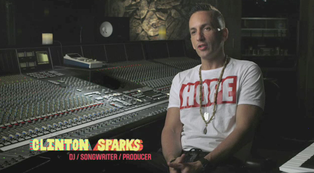 Clinton Sparks is a Grammy award-winning producer, DJ, and recording artist. He was also a victim of bullying. (Video: Business Wire)