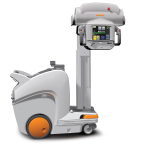 CARESTREAM DRX-Revolution Mobile X-Ray System (Photo: Business Wire)