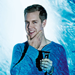 Braun and Sebastian Vettel launch new WaterFlex shaver (Photo: Business Wire)