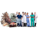 Medical Stock Images from eLearning Brothers (Graphic: Business Wire)
