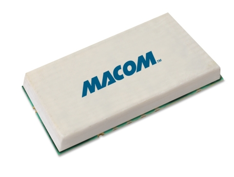 Optimized for pulsed Avionics applications in the 960 to 1215 MHz band, MACOM's new 2-stage, fully m ...