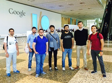"Cogswell College Hosted a Group of Turkish Entrepreneurs as part of the School's Just Launched ""Sili ..."
