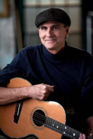Cunard Line Readies for James Taylor Performance on Queen Mary 2 (Photo credit: James O'Mara)